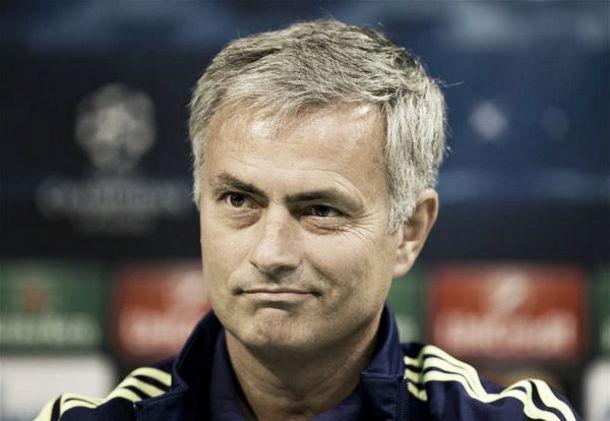 """Mourinho: """"Queremos un resultado positivo y mostrar nuestra valía"""""""