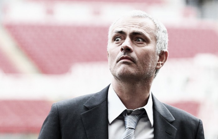 Jose Mourinho says he won't take a job until the season's end