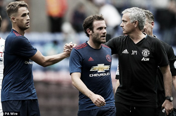"Januzaj ""fits in"" at Manchester United despite Sunderland loan, insists José Mourinho"