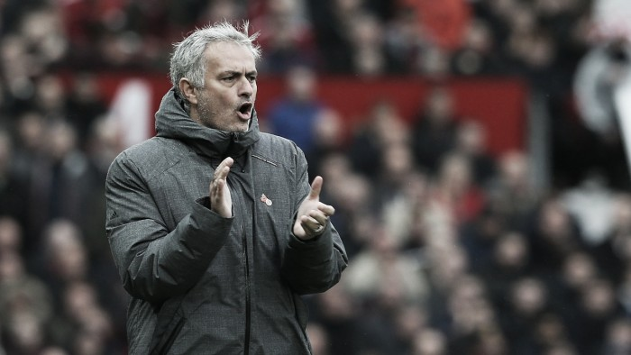 """José Mourinho: """"Nadie quiere ganar más que yo mismo"""""""