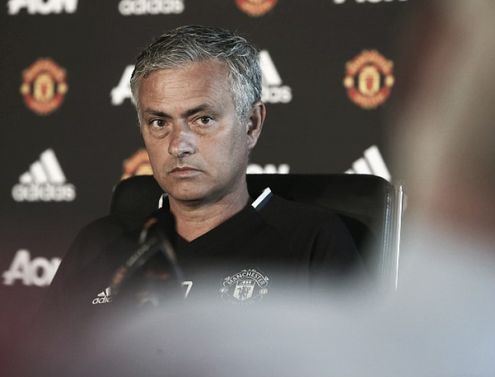Mourinho happy with squad ahead of deadline day
