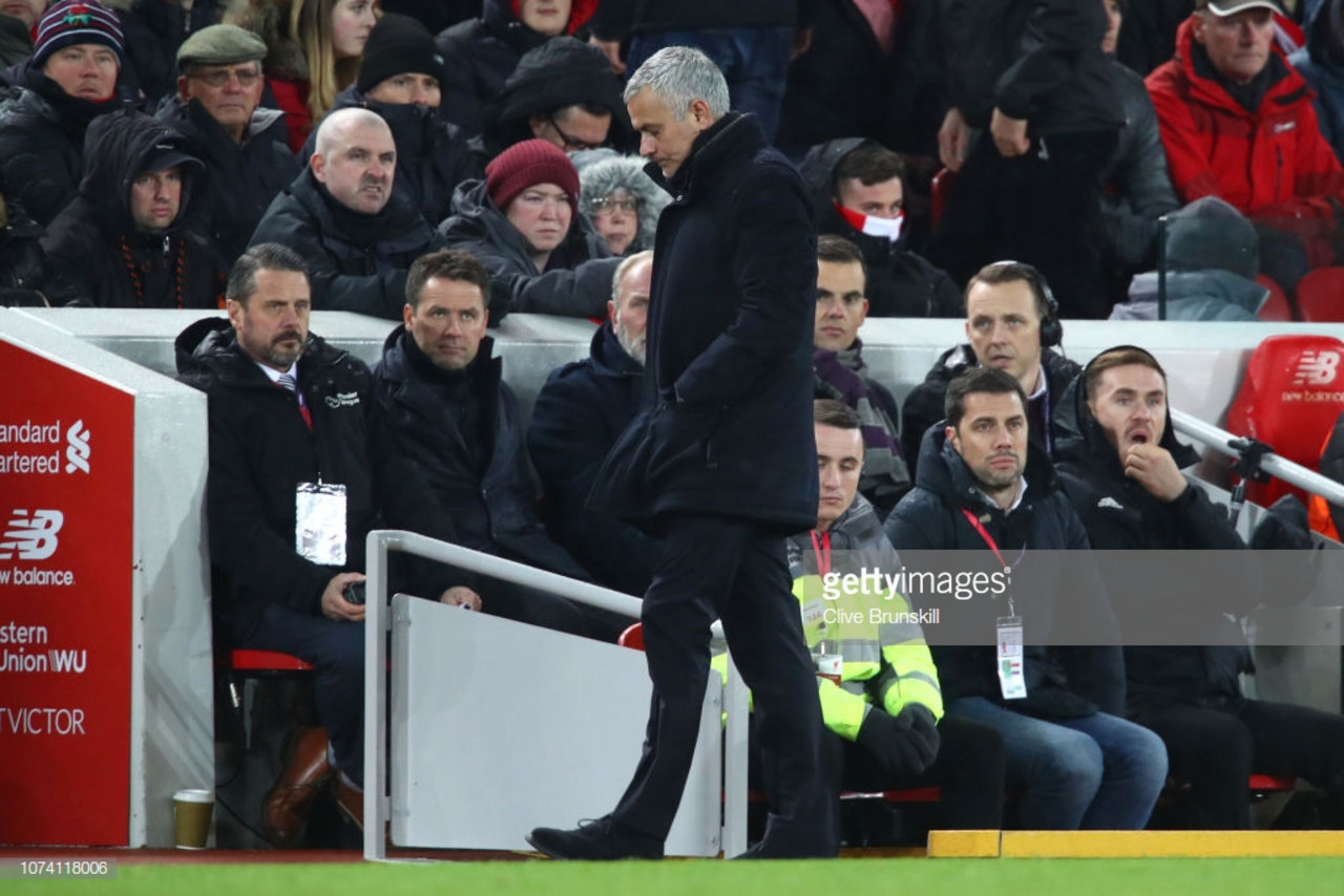 Opinion: Manchester United are a shambles