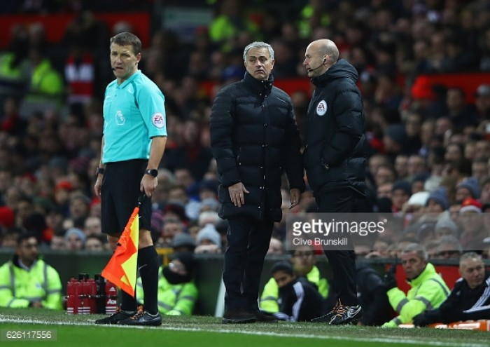 Jose Mourinho faces two-match ban after kicking water bottle on touchline