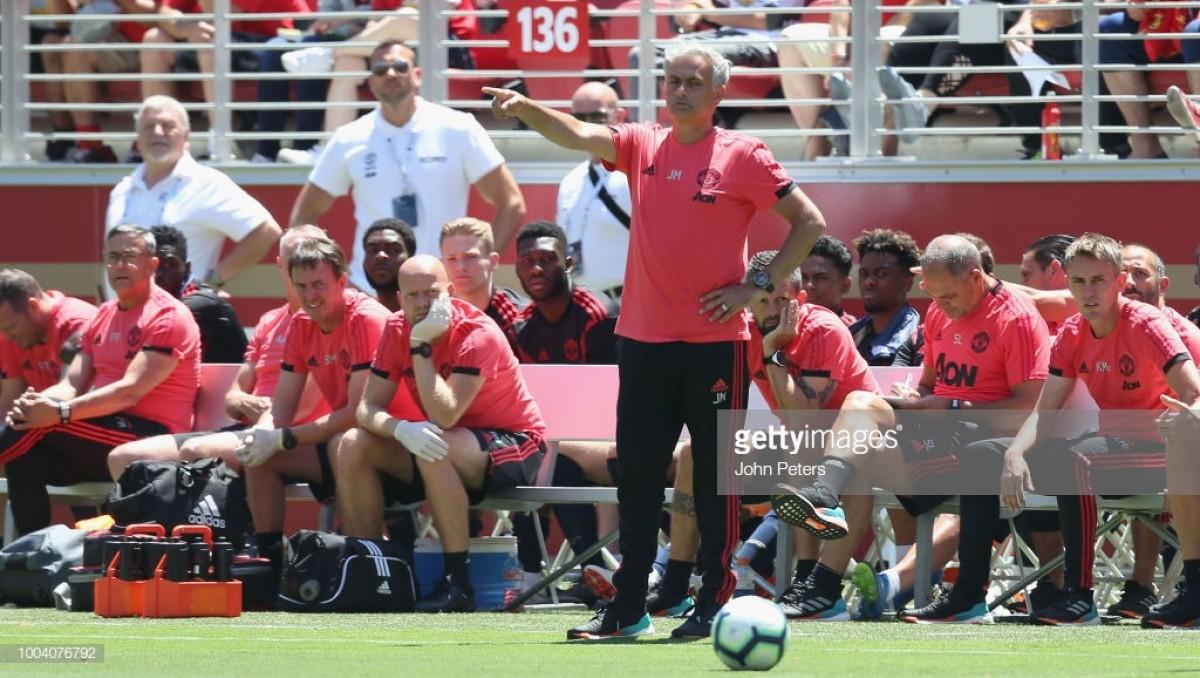 Man United 0-0 San Jose Earthquakes: Reds unimpressive in harsh heat of California