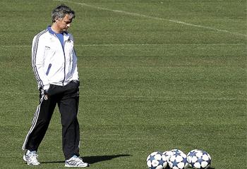 """Mourinho en TVE: """"No cambian mis palabras. La culpa es mía"""""""