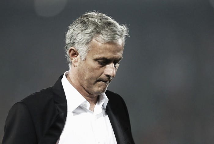 Mourinho insists poor United deserved more after controversial Feyenoord winner
