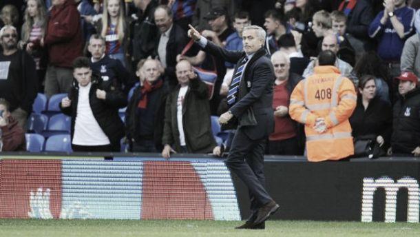 Após vitória sobre o Crystal Palace, Mourinho destaca qualidade e espírito do grupo