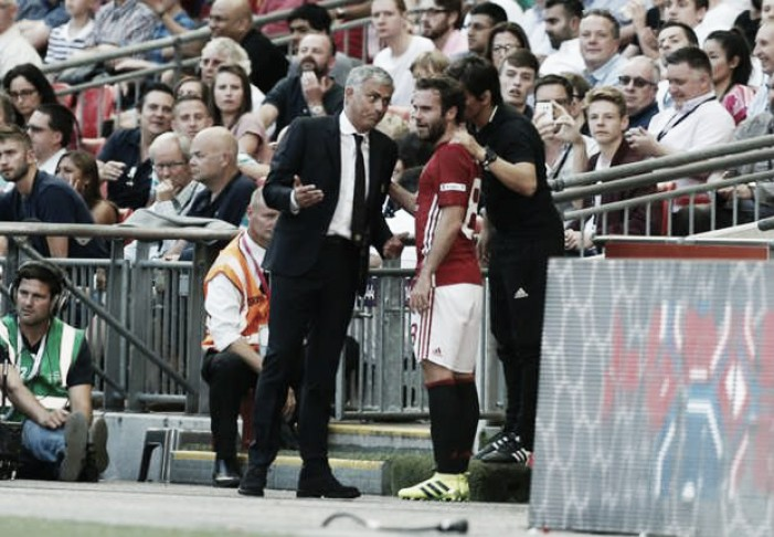 Juan Mata fine despite double substitution, insists Mourinho