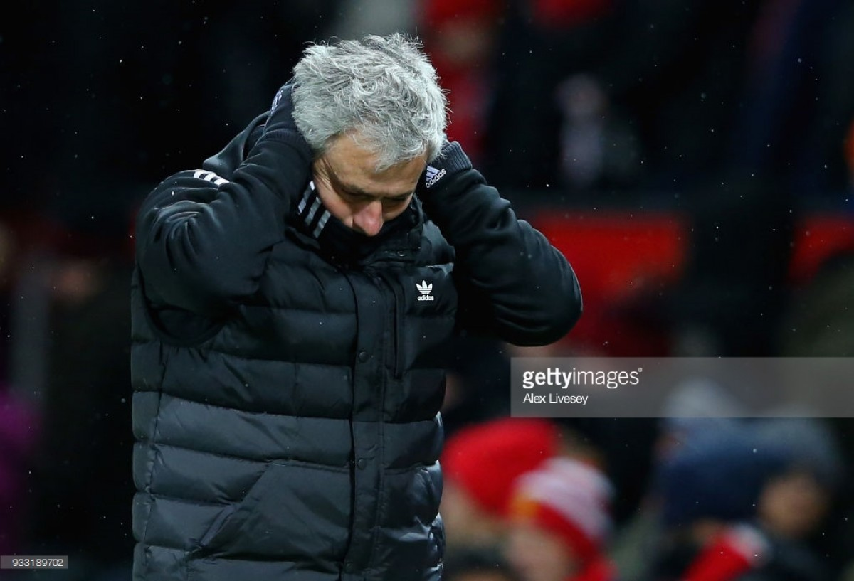 Opinion: Jose Mourinho is placing too much emphasis on psychology- and himself