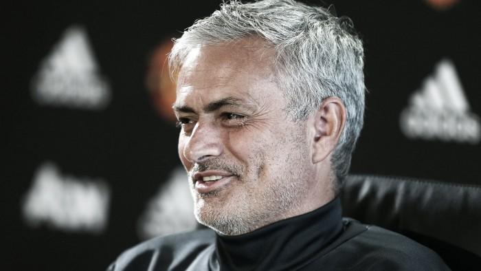 """Mourinho: """"El Stoke saldrá fuerte aunque no tengan técnico"""""""