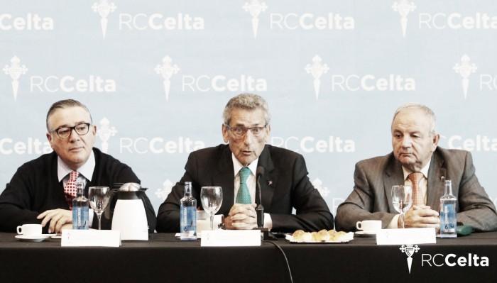 Mouriño pone la compra de Balaídos como condición para seguir al frente del Celta