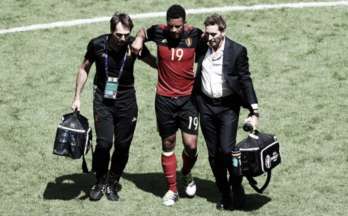 Mousa Dembele expected to miss Belgium's clash with Sweden due to ankle injury