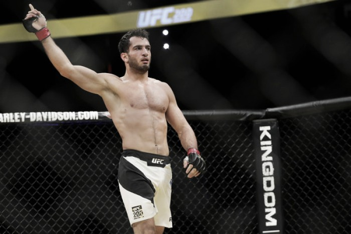 UFC 210: TKO secures victory for Gegard Mousasi