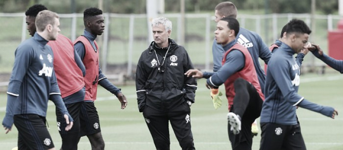 Manchester United Predicted XI against Wigan Athletic: Who will start in Mourinho's first game?