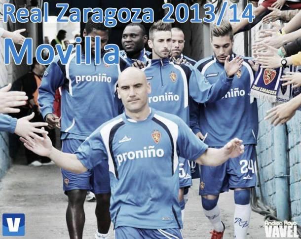 Real Zaragoza 2013/2014: José María Movilla
