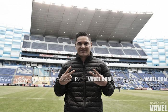 Moisés Muñoz, contento por su debut con Puebla