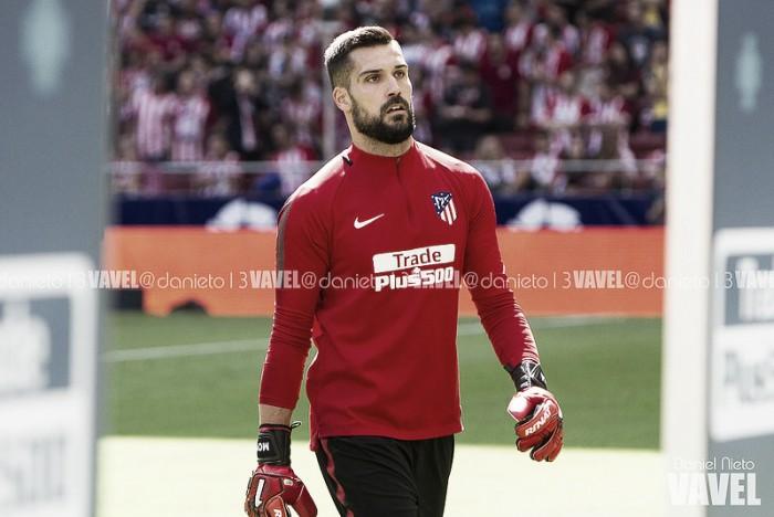 Anuario VAVEL Atlético de Madrid 2017: Miguel Ángel Moyá, el suplente perfecto