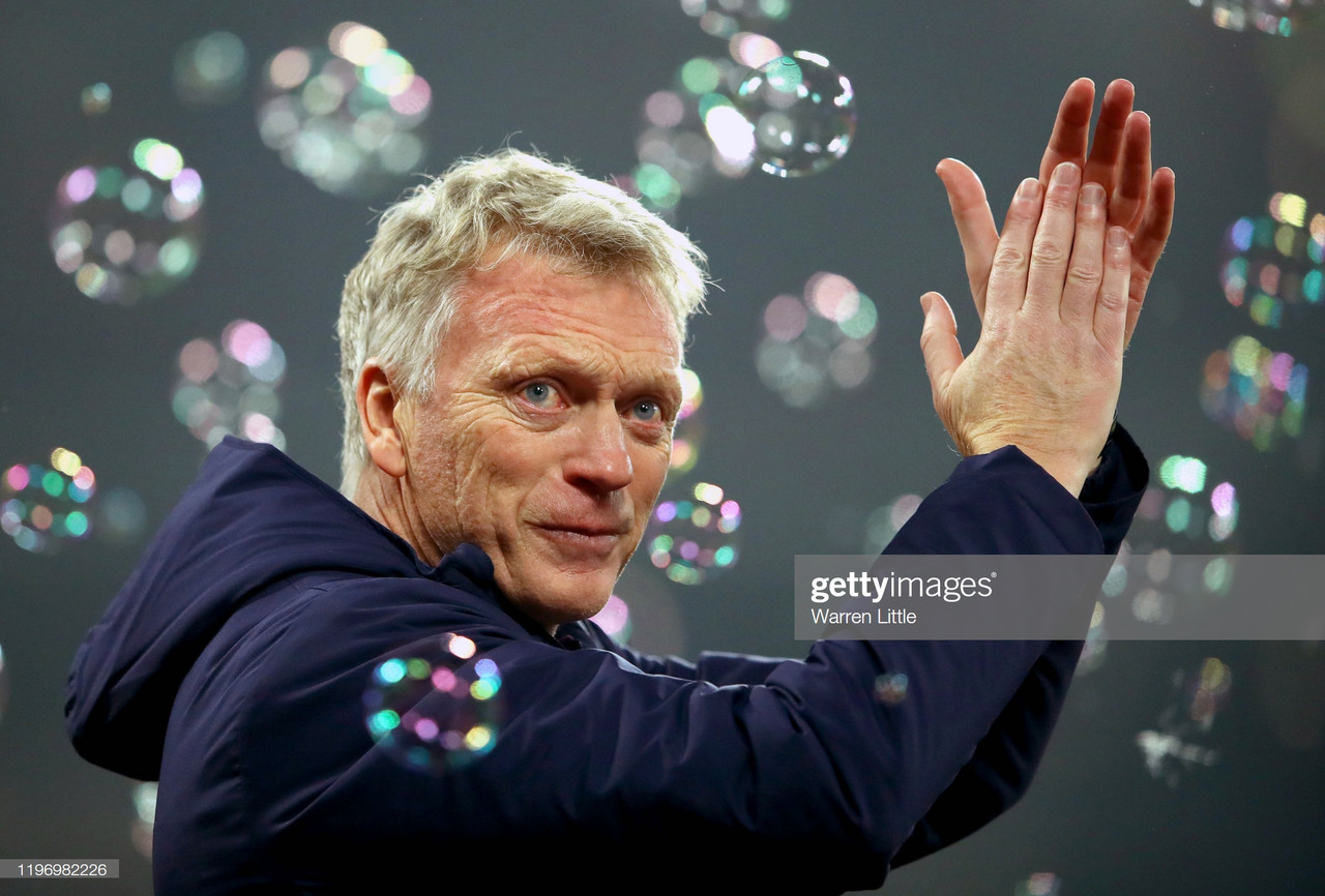 West Ham United 4-0 Bournemouth:  Moyes' men secure emphatic win