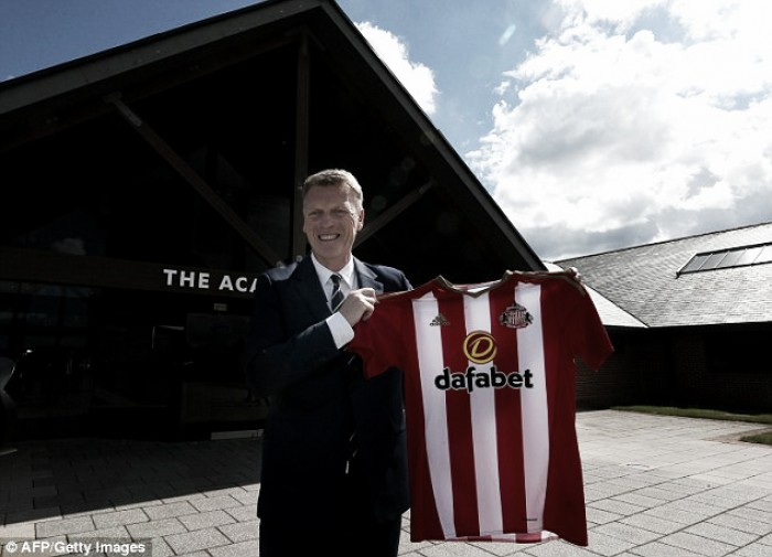 "Sunderland need players to ""improve"" says Moyes"