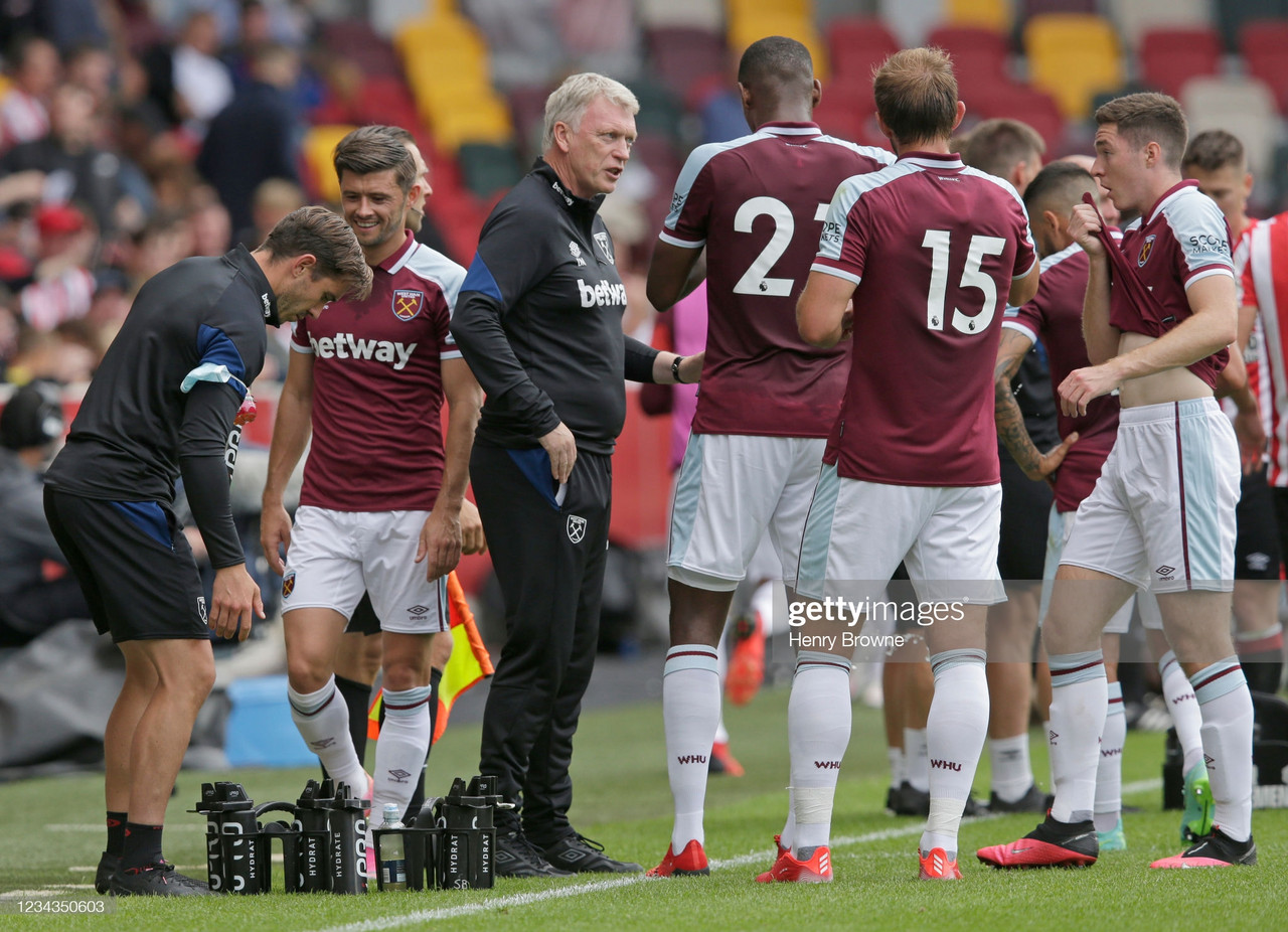 The Warmdown: Victory for Hammers in penultimate pre-season fixture