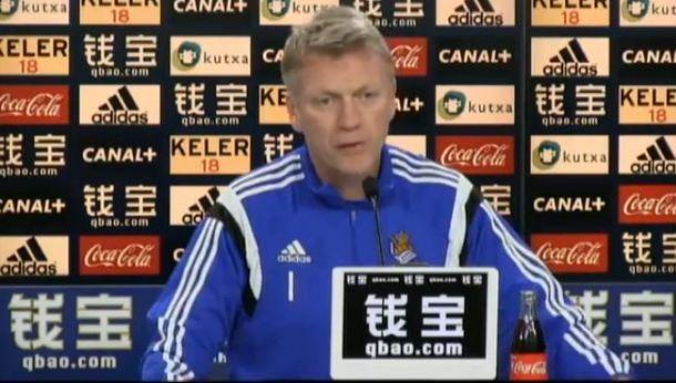 """David Moyes: """"Los rumores deberían motivar a los jugadores"""""""