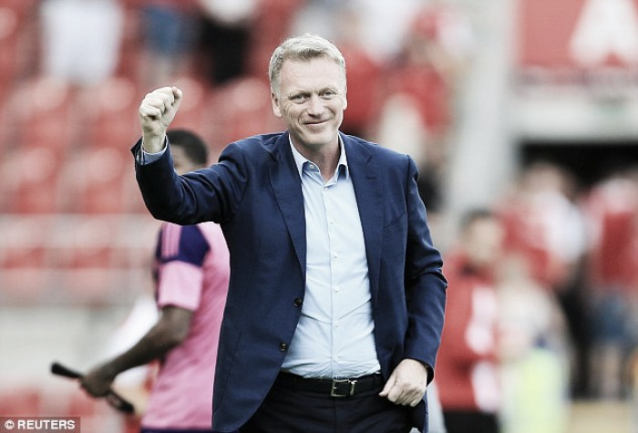 Moyes looking to replicate Everton success