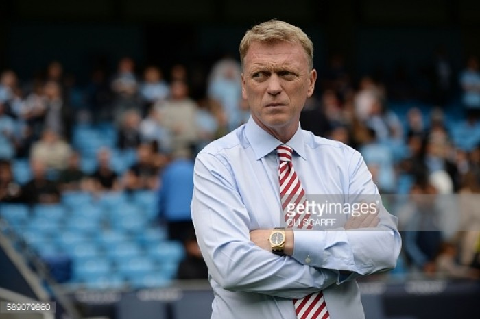 David Moyes reveals plans for January transfer window