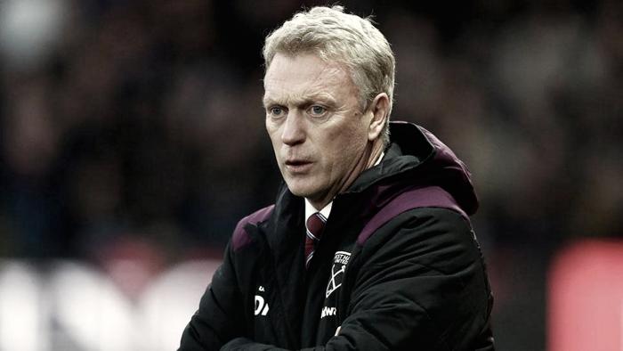"Moyes: ""Vamos a Stoke a lograr la victoria"""