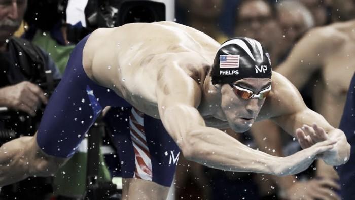 Río 2016: Phelps, el hombre de oro