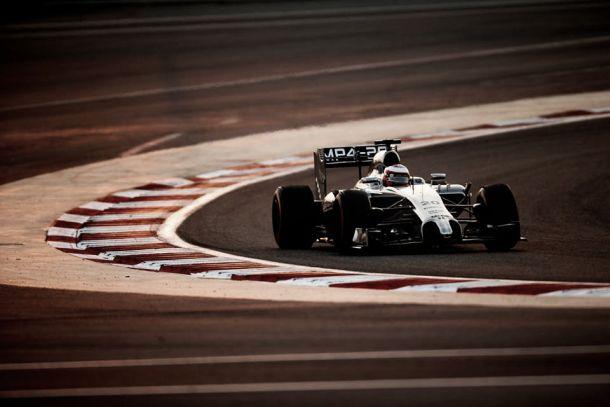 Tempos de mudança na McLaren