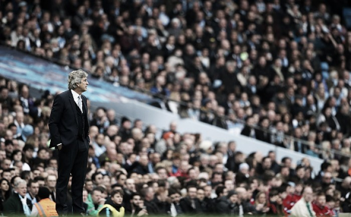Don't judge our season yet, warns motivated Pellegrini