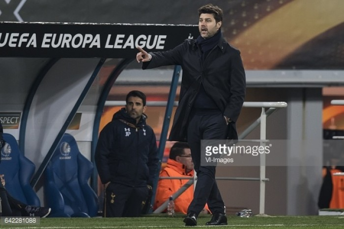 Pochettino believes that Gent only have a minimal advantage after win