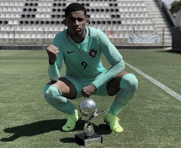 Marcos Paulo se destaca e ajuda seleção de Portugal Sub-18 na conquista de torneio amistoso