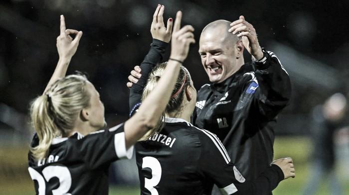Ross extends with 1. FFC Frankfurt