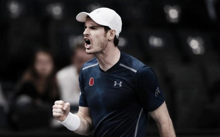 Raonic desiste em Paris e Andy Murray vira o novo número um do mundo