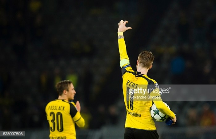 Borussia Dortmund 8-4 Legia Warsaw: Goals galore at the Westfalenstadion