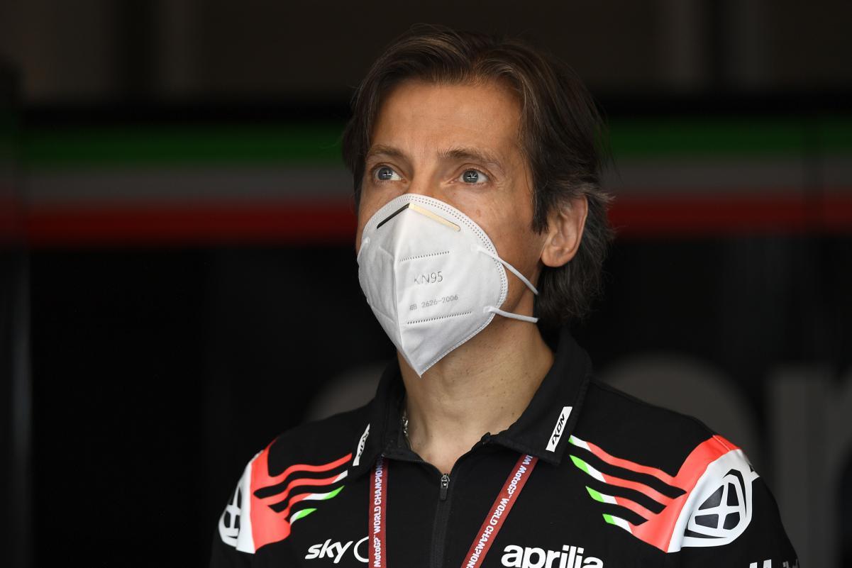 """Massimo Rivola: """"Queremos el podio a toda costa, se acerca, lo sentimos"""""""