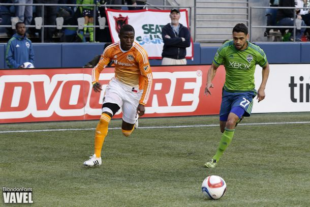 Seattle Sounders Travel To Houston Dynamo Hoping To Clinch Playoff Birth