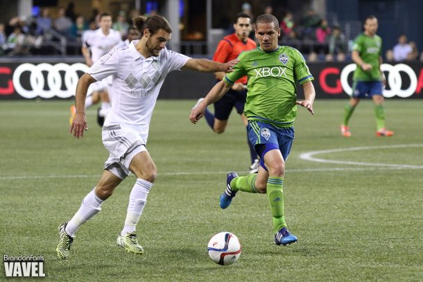Seattle Sounders - Sporting KC Photogallery
