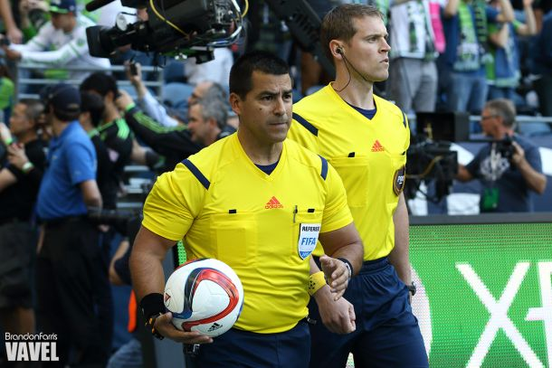 Who's Refereeing In Week 14 Around MLS?