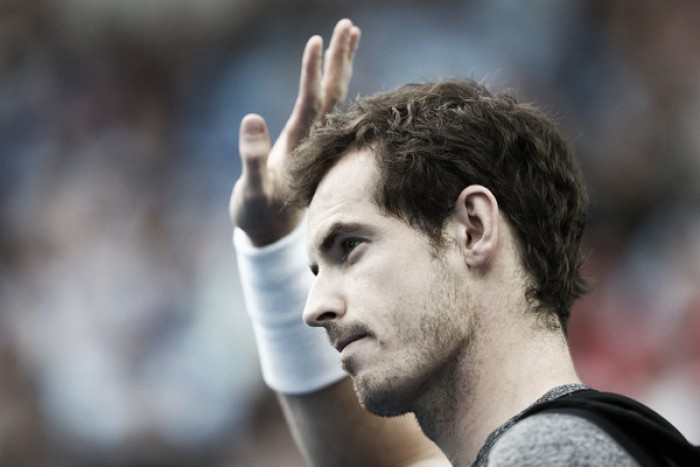 Andy Murray disipa todas las dudas en torno a él
