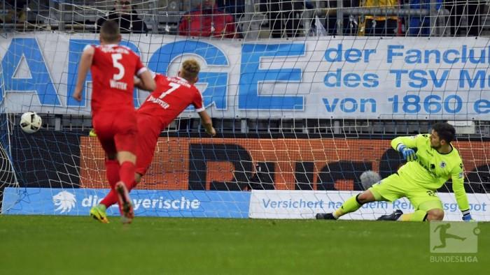 1860 Munich 1-1 1. FC Heidenheim: Missed chances cost 1860 three points