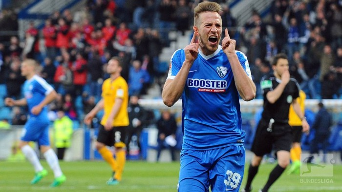 VfL Bochum 4-2 Dynamo Dresden: Crazy comeback sees Bochum secure all three points