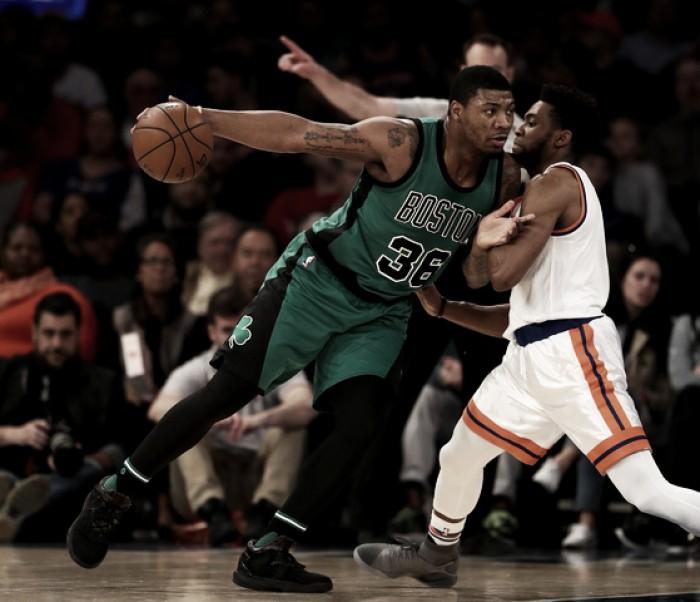 NBA, Boston dice cinquanta. San Antonio piega i Jazz
