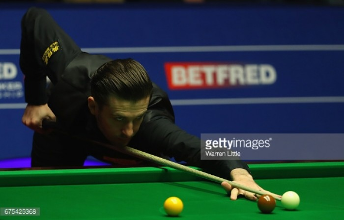 Mark Selby 18-15 John Higgins: Selby is the World Champion for the third time in four years
