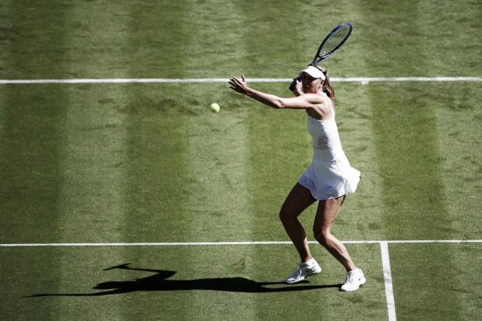 Wimbledon, Sharapova a sorpresa: partirà dalle qualificazioni
