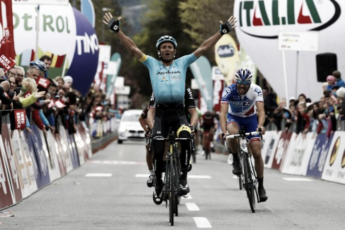 Tour of the Alps, Michele Scarponi si prende la prima tappa