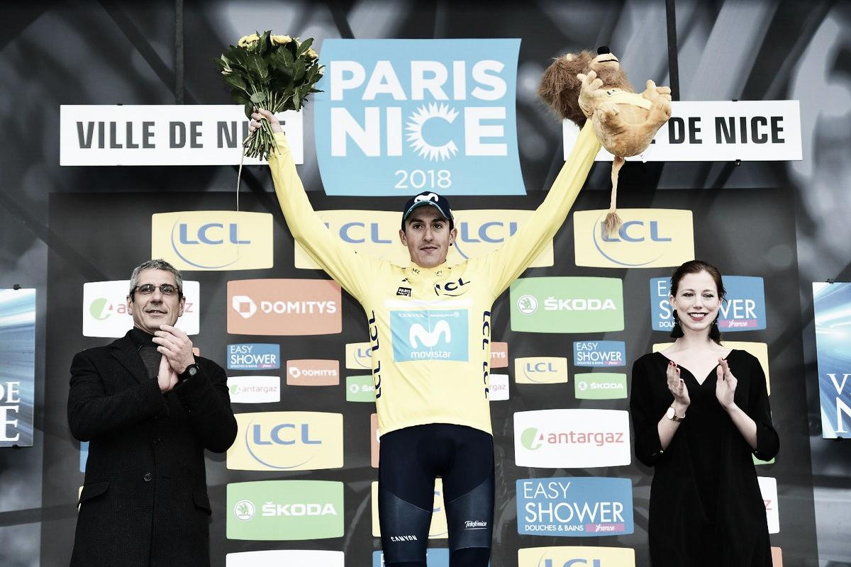 Parigi-Nizza 2018, prima vittoria importante del giovane Marc Soler