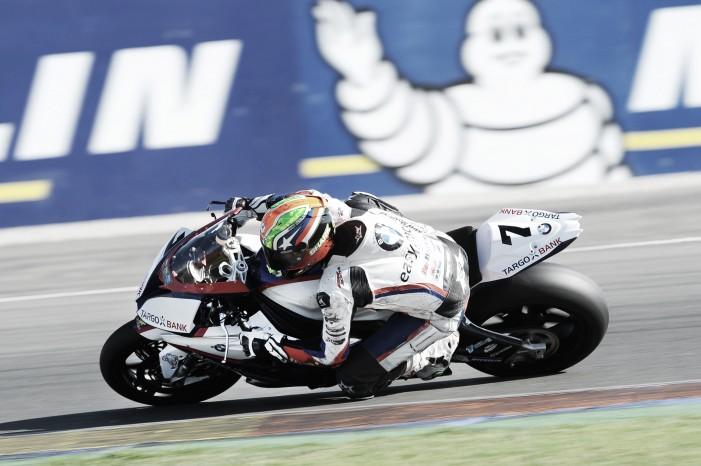 Scheib logra la victoria en la pesadilla de Michelin en SBK