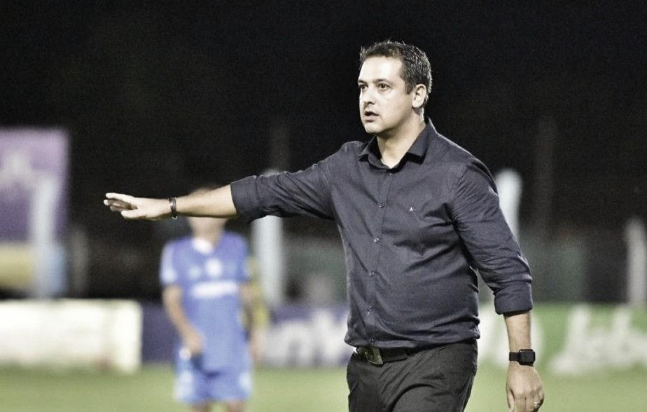 Marquinhos Santos é o novo técnico da Chapecoense